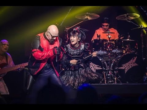 BABYMETAL & Rob Halford - Painkiller, Breaking The Law - YouTube