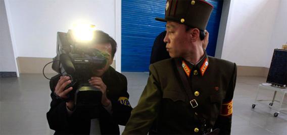 北朝鮮で故金日成主席生誕100周年に招かれた外国人ジャーナリストが撮影した北朝鮮の今 : カラパイア