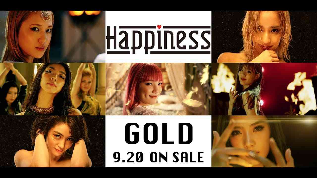 Happiness / GOLD - YouTube