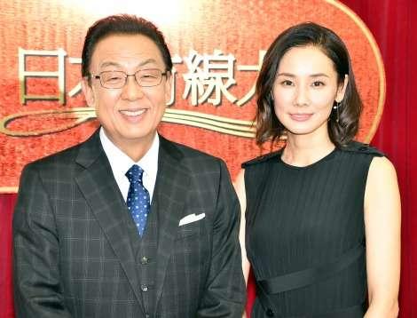 ラスト『日本有線大賞』司会は梅沢富美男&吉田羊  大役抜てきに「身が引き締まる思い」