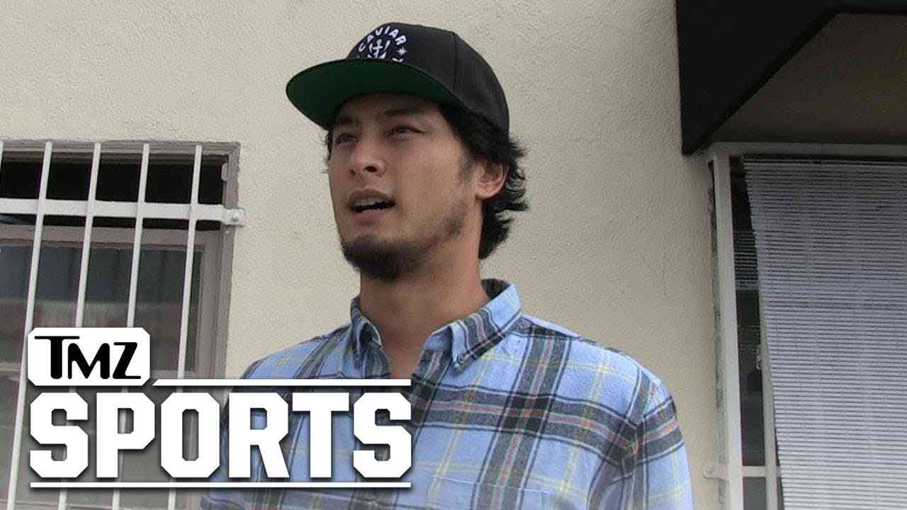 Yu Darvish's Emotional World Series Apology, 'I Couldn't Do It, I'm Sorry' | TMZ Sports - YouTube
