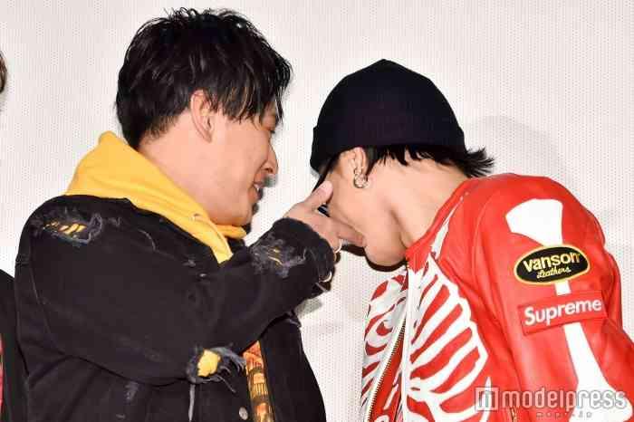 三代目JSB山下健二郎、登坂広臣に嫉妬?「ほとんど持っていってるやん」<HiGH&LOW>