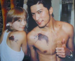 浜崎あゆみの「旭日旗」衣装に韓国ネットから批判の声、その後モザイク処理
