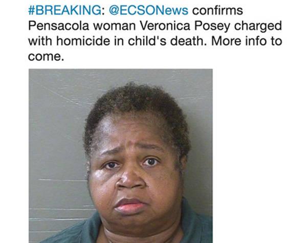 9歳の女の子、147kgの従姉妹に座られて死亡