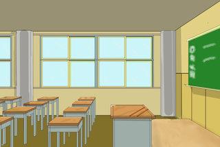 担任が黒板見てる隙に女児の体触った疑い 実習中の学生