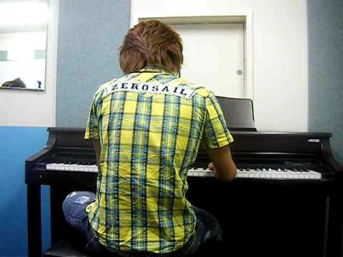 チャラ男がHYの『366日』を弾いてみた - YouTube