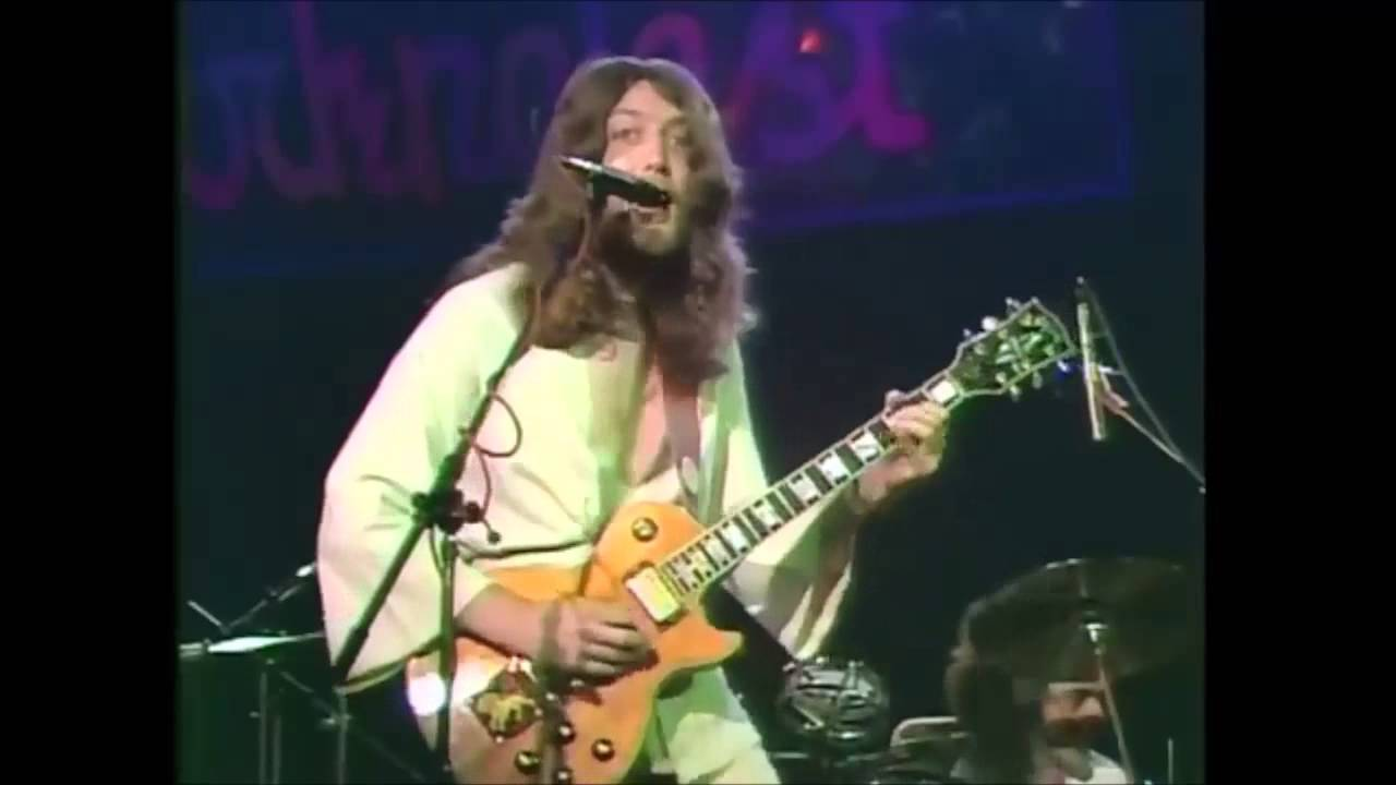 Steve Hillage - The Salmon Song (Live 1977) - YouTube