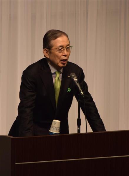 「速く弁当食べられる人ほど仕事できる」日本電産・永守氏が講演「社会で求められる人材とは」  - 産経WEST
