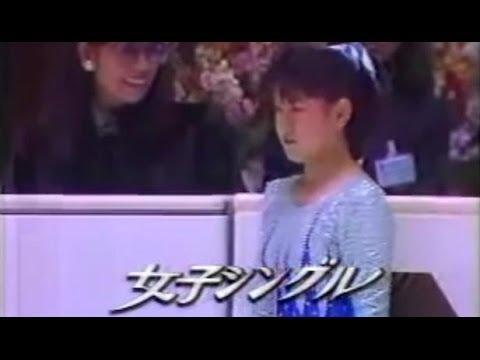世界初の女子トリプルアクセル 伊藤みどり ジャンプ高っ! 1988年NHK杯 Triple Axel by Midori Ito. 1998 NHK Trophy. Very high jump!!! - YouTube