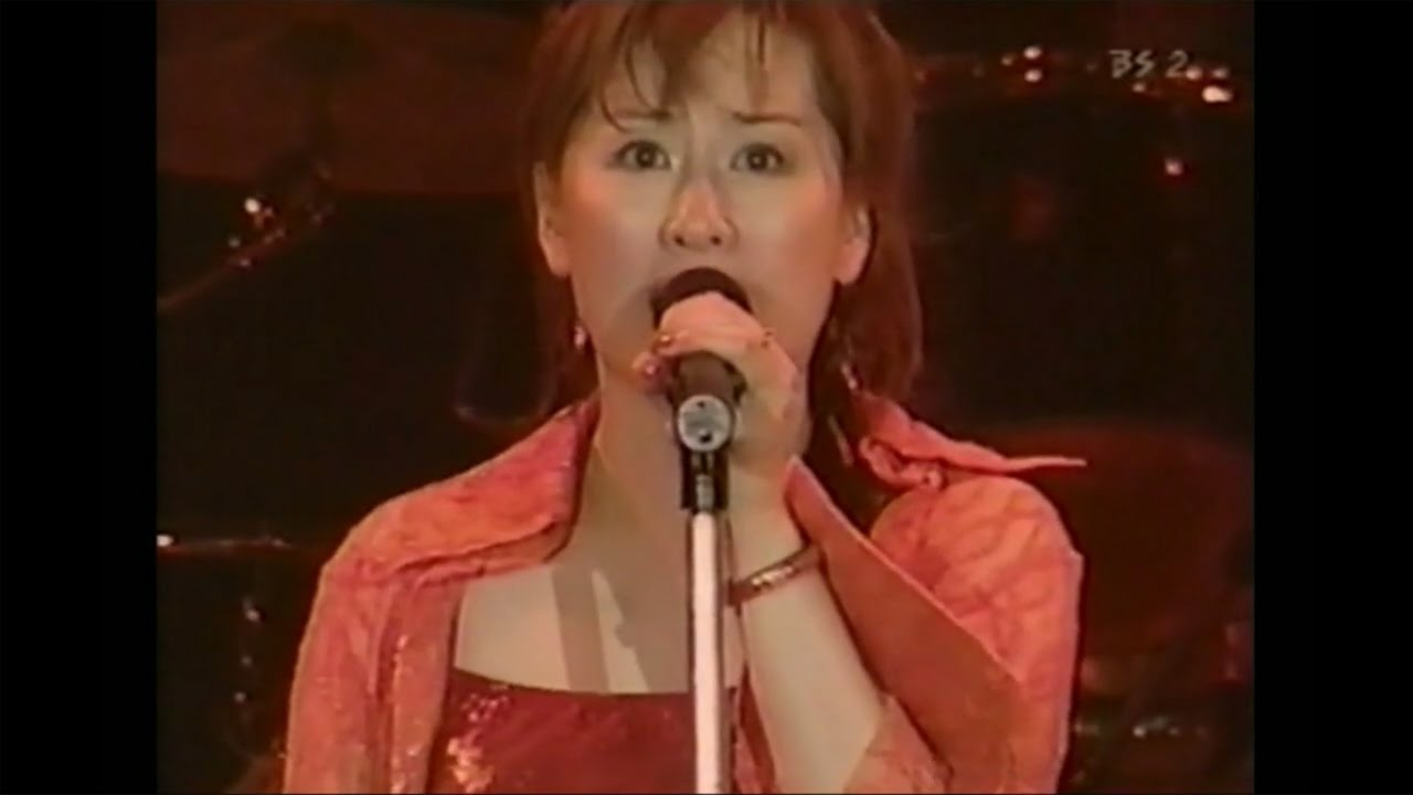 渡辺美里 10years - YouTube