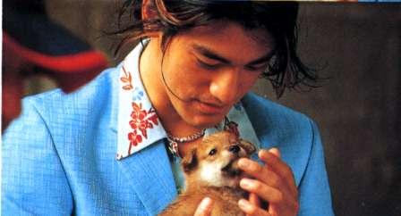 【画像】イケメンと動物に癒されたい