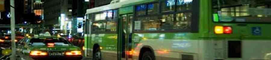 バスの車内事故は責任重大|バス運転手の真実