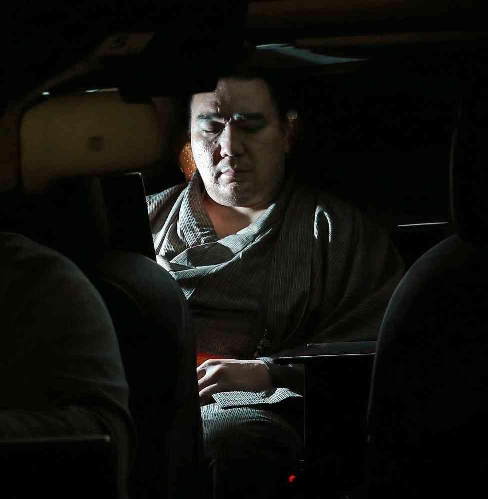 <日馬富士暴行>年内に立件判断 鳥取県警 (毎日新聞) - Yahoo!ニュース