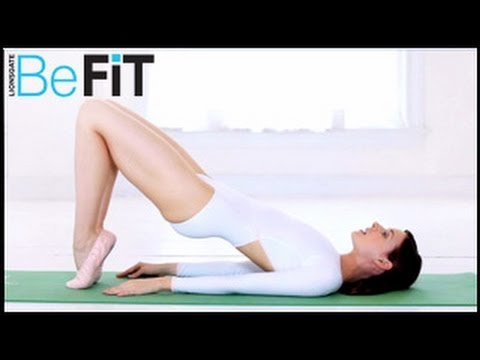 Ballet Beautiful | Lean Legs & Buns Workout- Mary Helen Bowers - YouTube