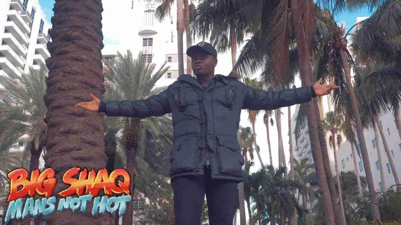BIG SHAQ - MANS NOT HOT (MUSIC VIDEO) - YouTube