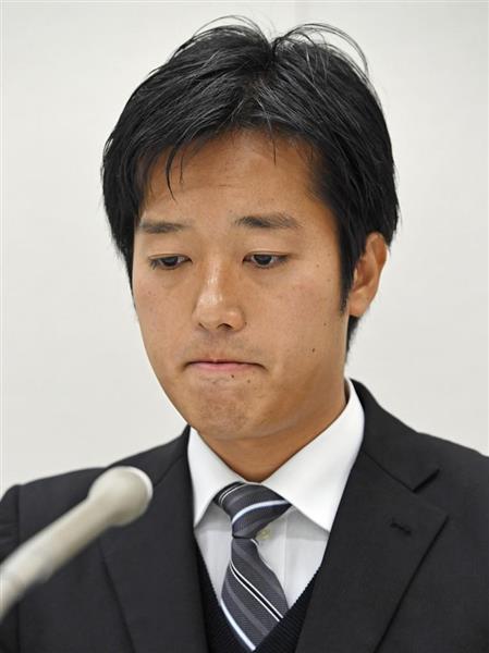 維新・丸山穂高議員が離党届「もはや耐えられない」 橋下徹氏のツイッター批判に - 産経ニュース