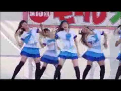 2013.10.27 橋本環奈@Rev. from DVL in モール大通り音楽祭 - YouTube