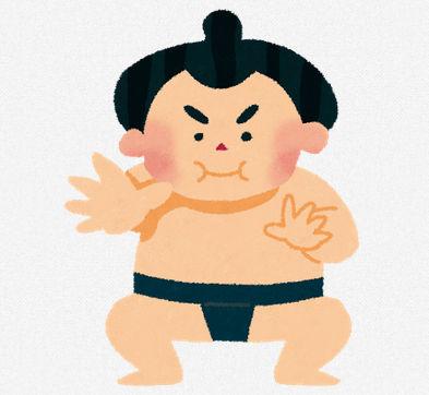 【どすこい!】自分に四股名を付けるトピ 【大相撲】