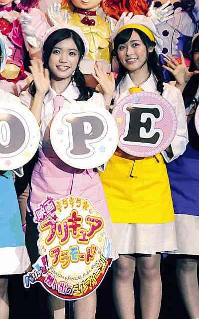 美山加恋、パティシエ姿「すっごくたっくさん来てくれてうれしい!」 : スポーツ報知