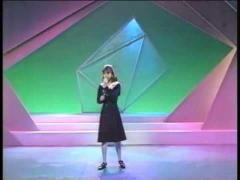 中山忍 小さな決心 - YouTube