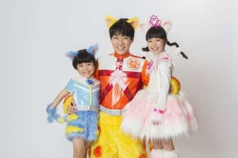 横山だいすけ、新しい子ども番組 大河&朝ドラの子役・新井美羽も出演