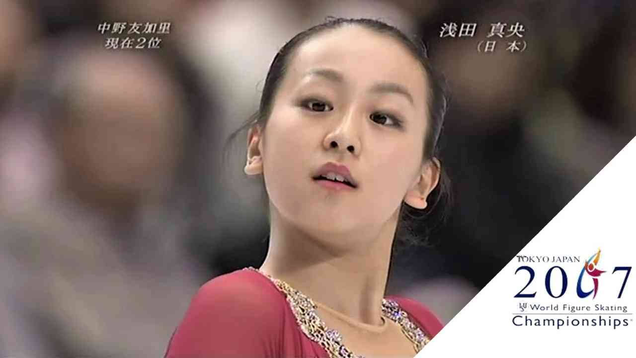 2007 Worlds Ladies FS Group 4 Full Version - YouTube