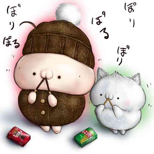 【画像】ポッキー&プリッツの日