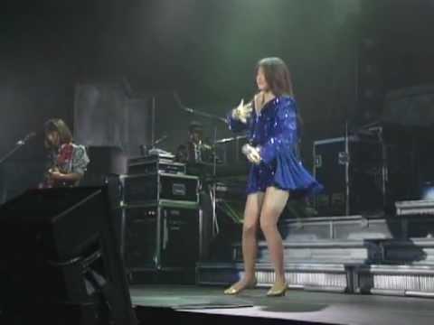 森高千里 『私がオバさんになっても』 (ライブ) - YouTube