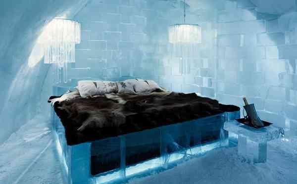 冬っぽい部屋