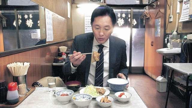 「孤独のグルメ」が紅白食う!松重豊主演人気ドラマ、大みそか特番に!!