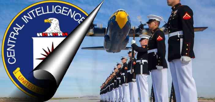 大摩邇(おおまに) : 海兵隊がCIA本部に突入したと国防総省情報筋が確認 /イスラエルは国家存亡の危機