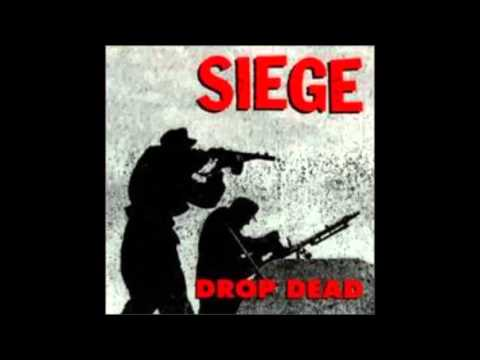 Siege - Drop dead (FULL ALBUM) - YouTube