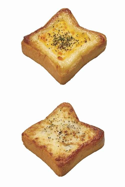 ミスタードーナツがゴハン強化、ドーナツサンドやトーストも