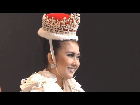 Miss International 2017 - Crowning Moment - YouTube