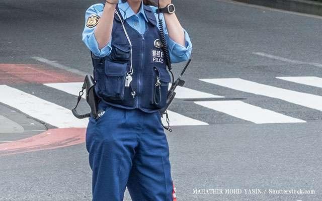 痴漢被害者に、女性警察官が『ひと言』本質を突いた発言に「素晴らしい」