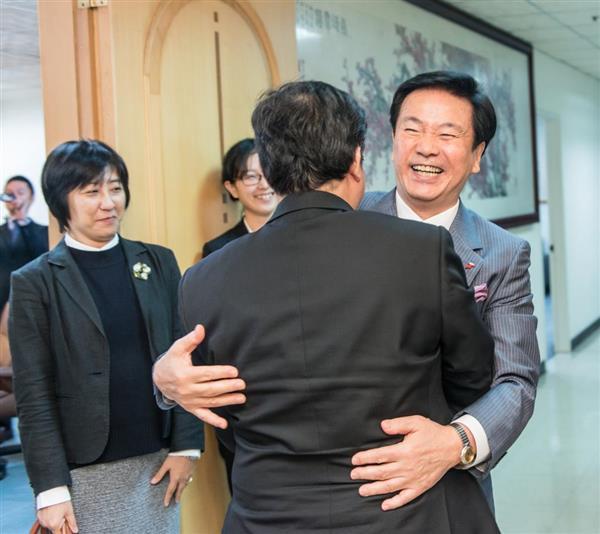 千葉県知事が台湾訪問 輸入規制解除へ協力確認 - 産経ニュース