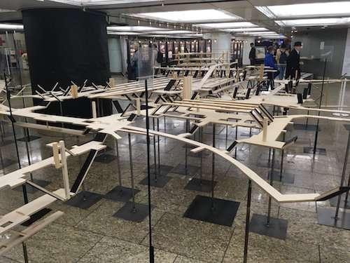 新宿駅の立体模型を見てみたら…「全人類が迷うよ、こんなもん」(笑)