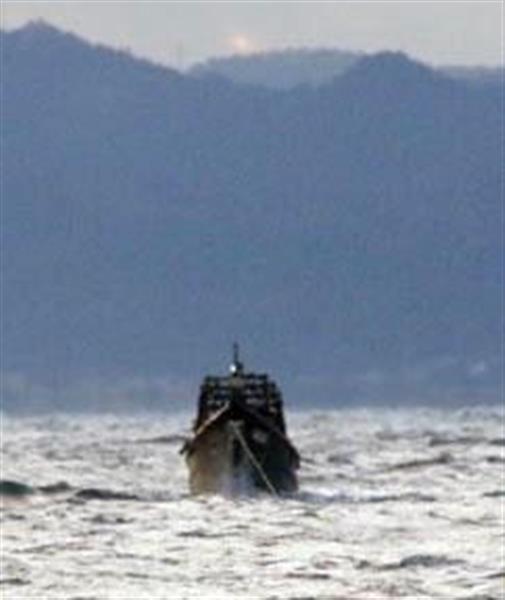 北朝鮮船を立ち入り検査 海保、津軽海峡でえい航 - 産経ニュース