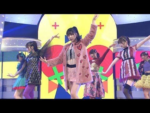 NMB48 ワロタピーポー LIVE / warota people - YouTube