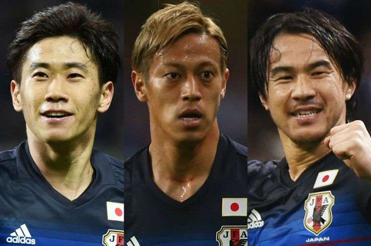 ベルギー人記者も香川、本田、岡崎の落選に驚嘆