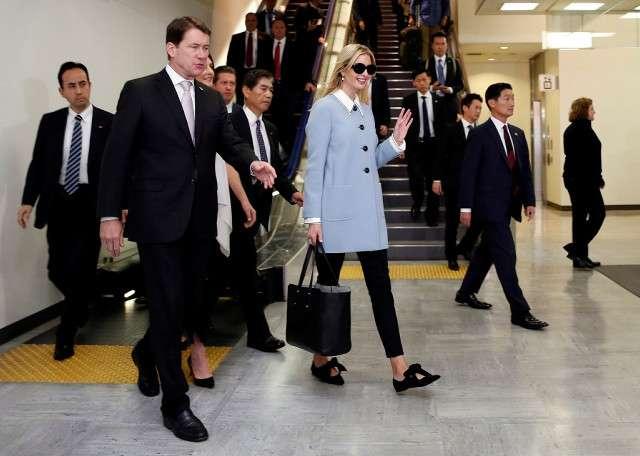 イヴァンカ・トランプが韓国を訪韓しなかった理由とは?2ちゃんねるでは「トランプ大統領も来日後ドタキャンするのでは」との声も… | ENDIA[エンディア]