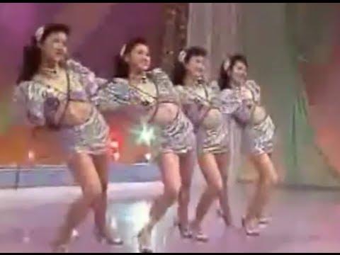 「北朝鮮」喜び組・美女たちの華麗な踊り - YouTube