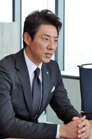 松岡修造、『陸王』でドラマ初レギュラー「自分を変える覚悟はある」