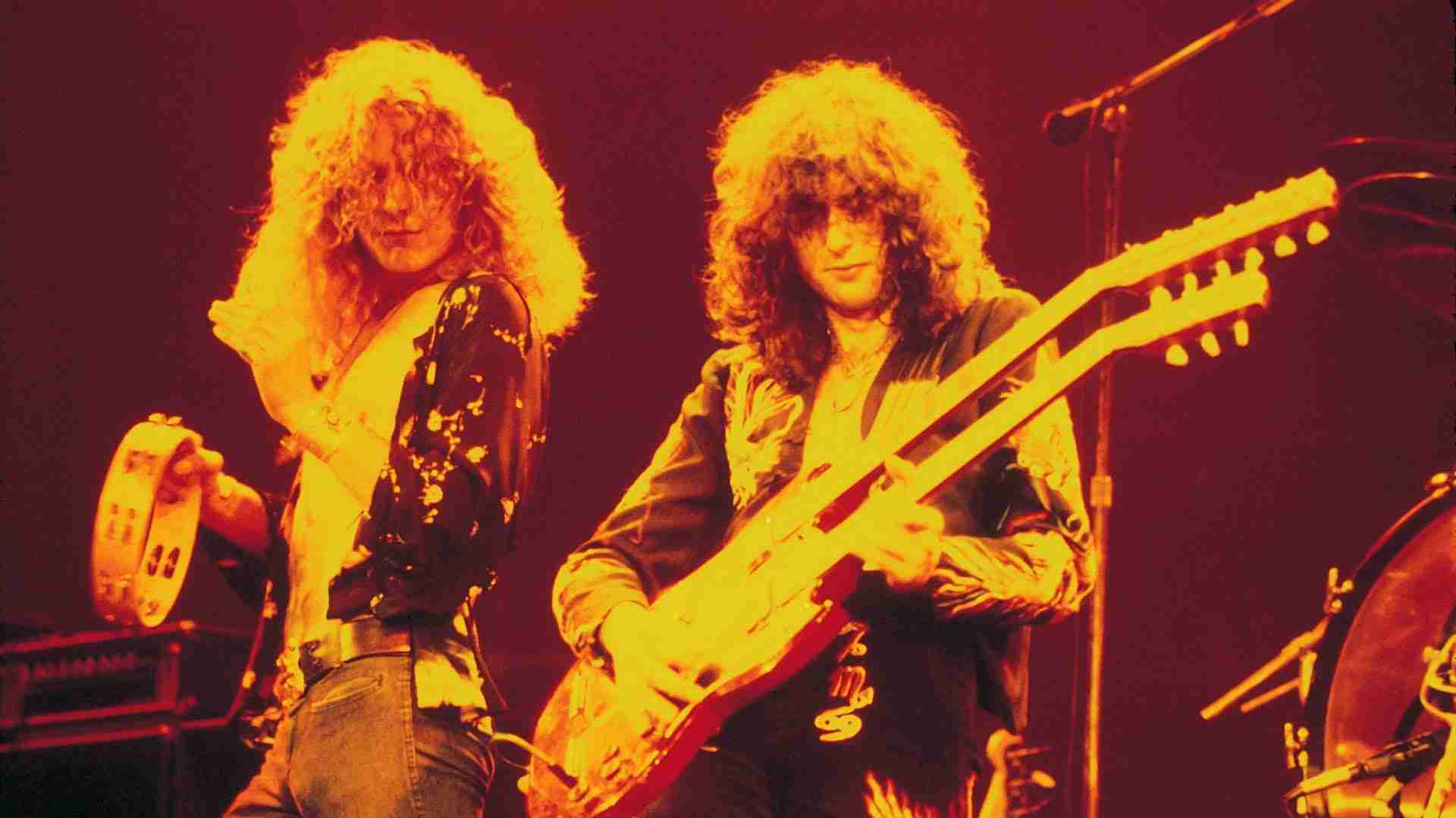 Led Zeppelin - Immigrant Song (Live Video) - YouTube
