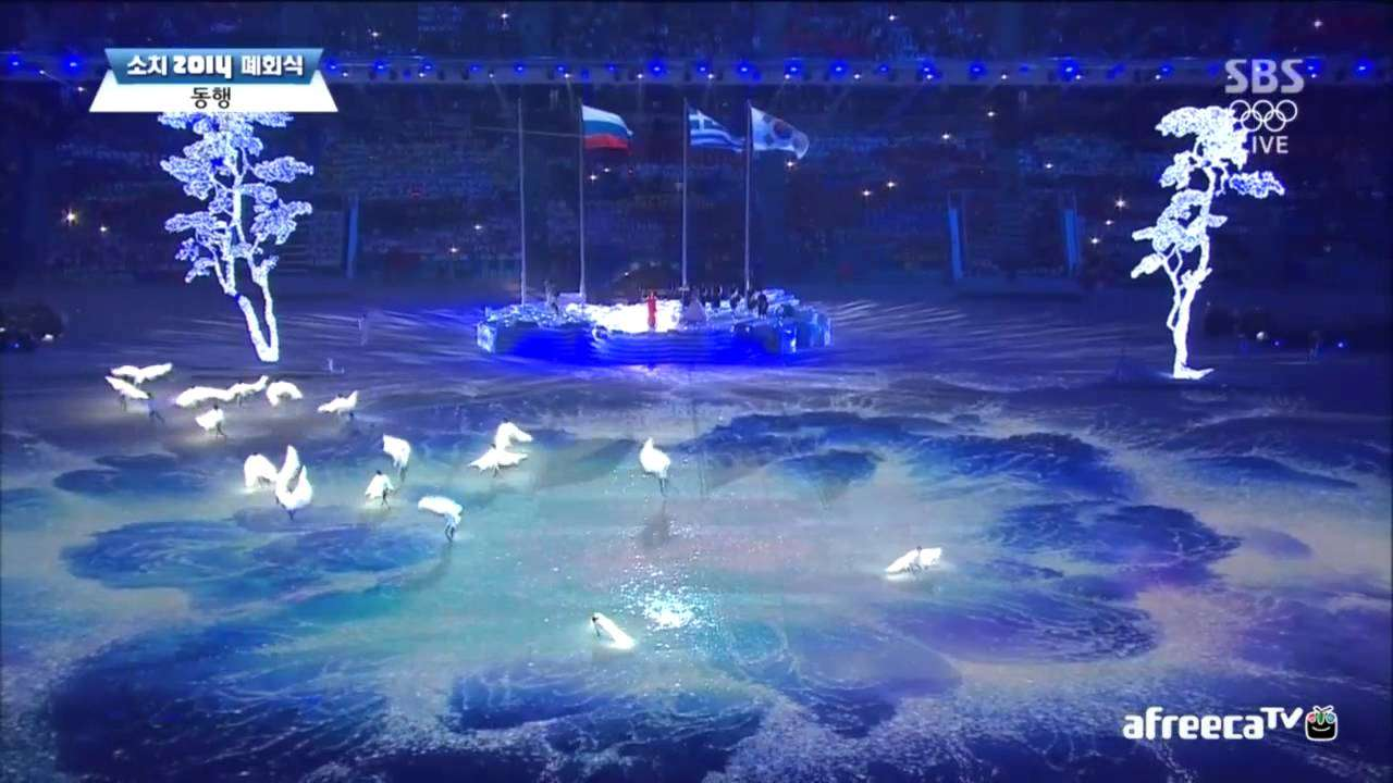 Sochi hands over to PyeongChang - YouTube