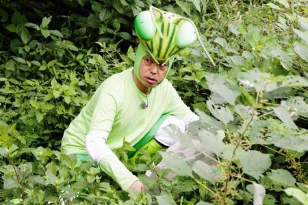 香川照之の昆虫番組、第3弾が決定 カマキリかぶり「もはやライフワーク」