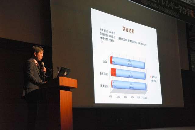 食物アレルギーの子、治療や検査で8人重症 学会調査:朝日新聞デジタル