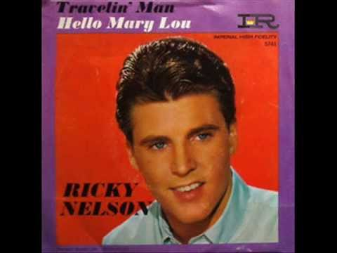 Ricky Nelson - Hello Mary Lou ( 1961 ) - YouTube