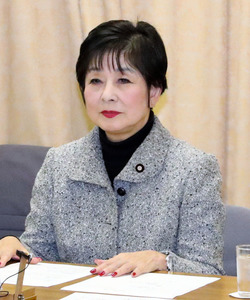 自民党の山東昭子氏「4人以上産んだ女性、厚労省で表彰を」