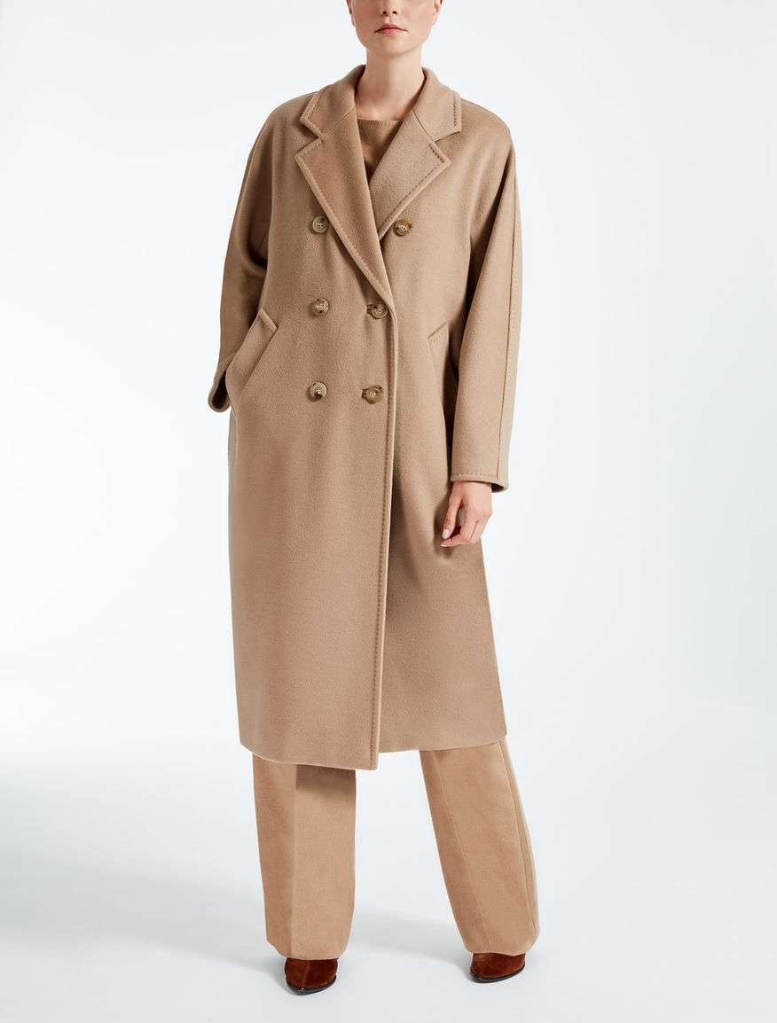 101801 Icon Coat, cammello -